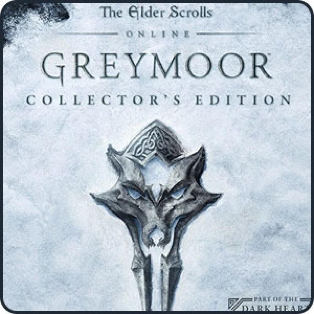 The Elder Scrolls Online - Greymoor Collector's Edition (оф. сайт)