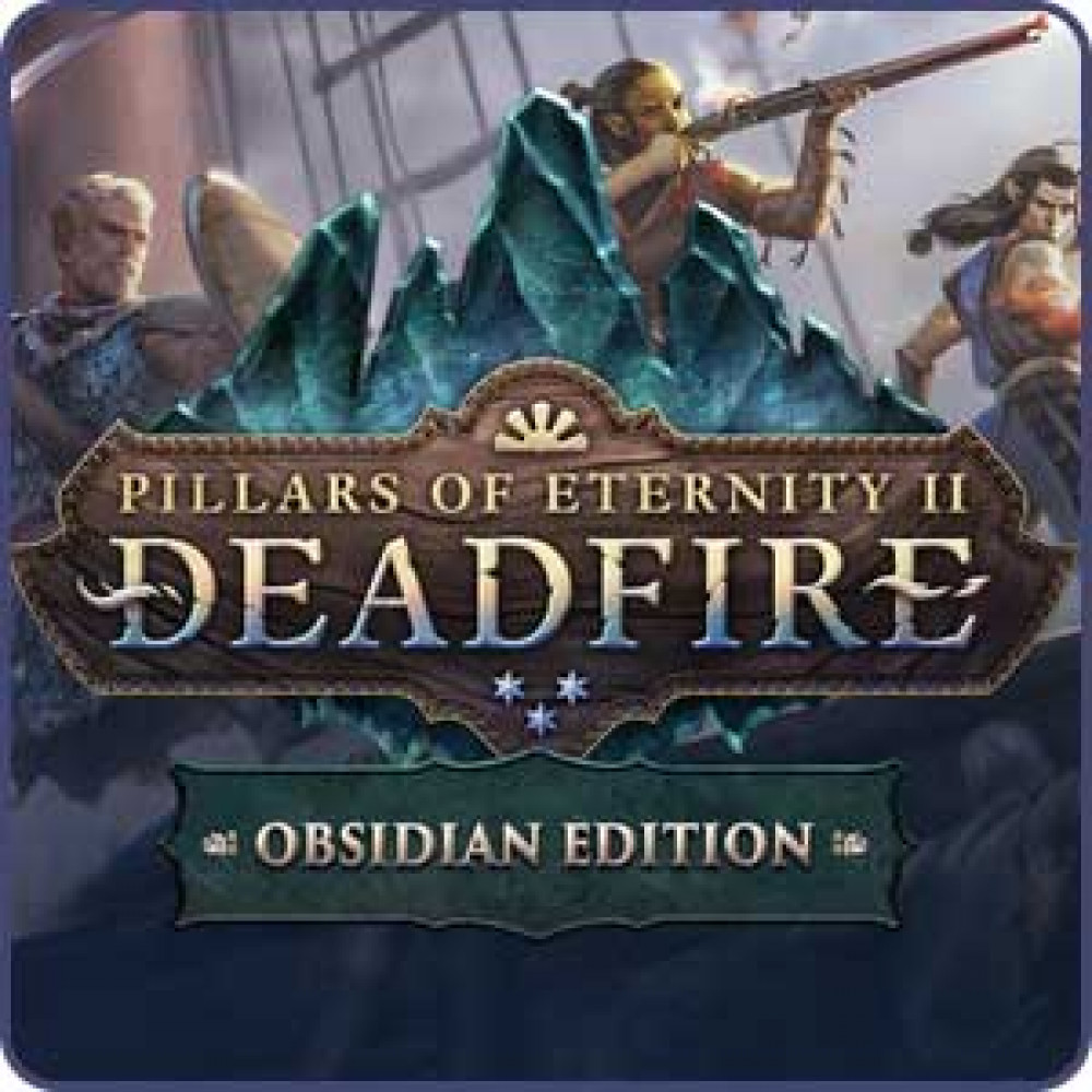Pillars of Eternity 2: Deadfire Obsidian Edition
