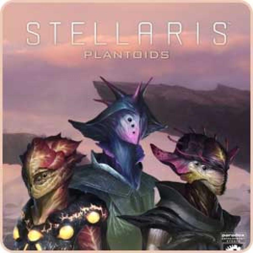 Stellaris: Plantoids Species Pack (DLC)