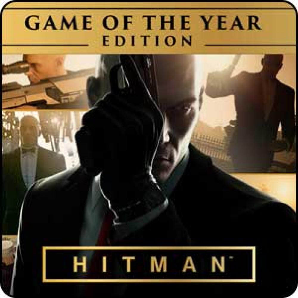 Hitman GOTY Edition