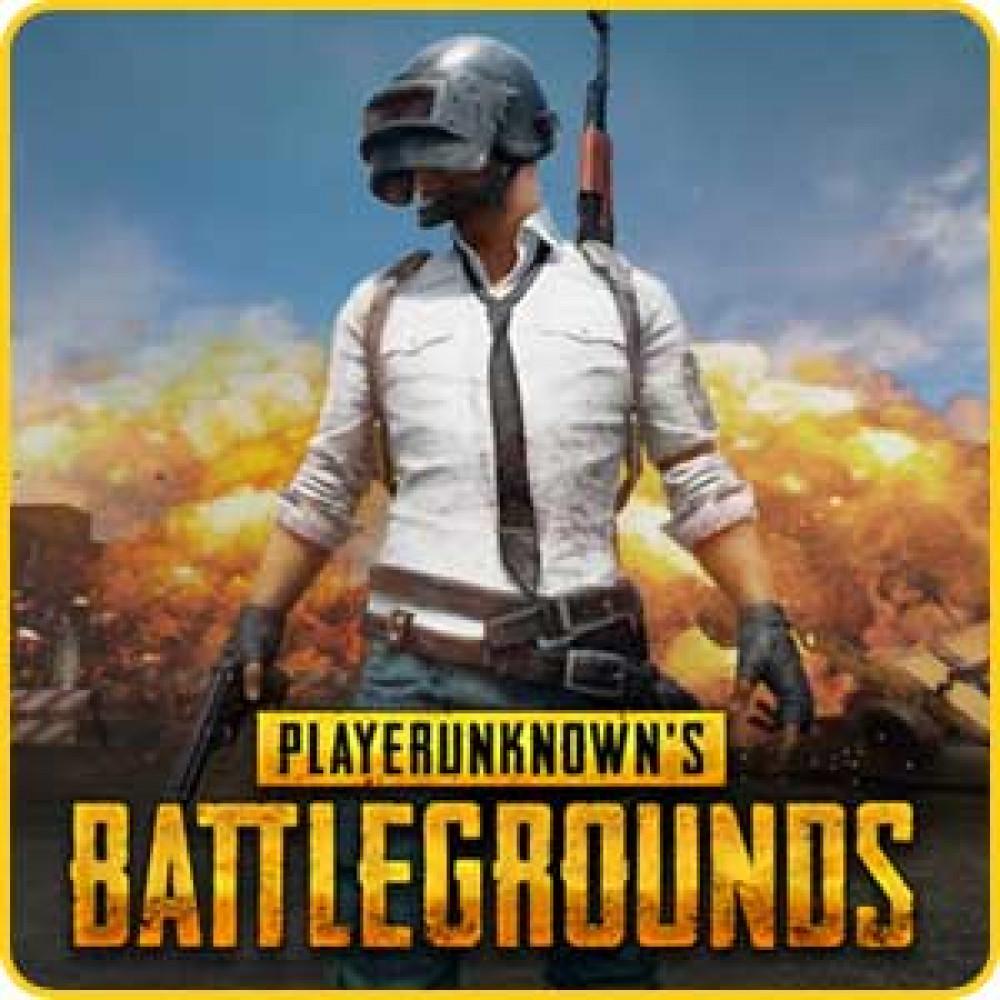 Playerunknown's Battlegrounds (PUBG)