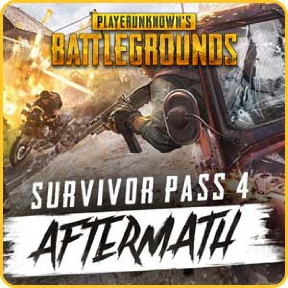 Survivor Pass 4: Aftermath