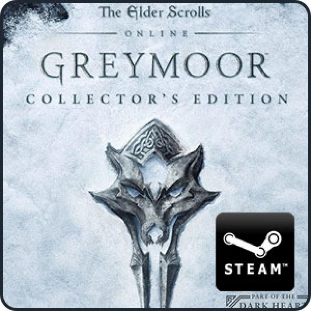 The Elder Scrolls Online - Greymoor Collector's Edition (Steam)