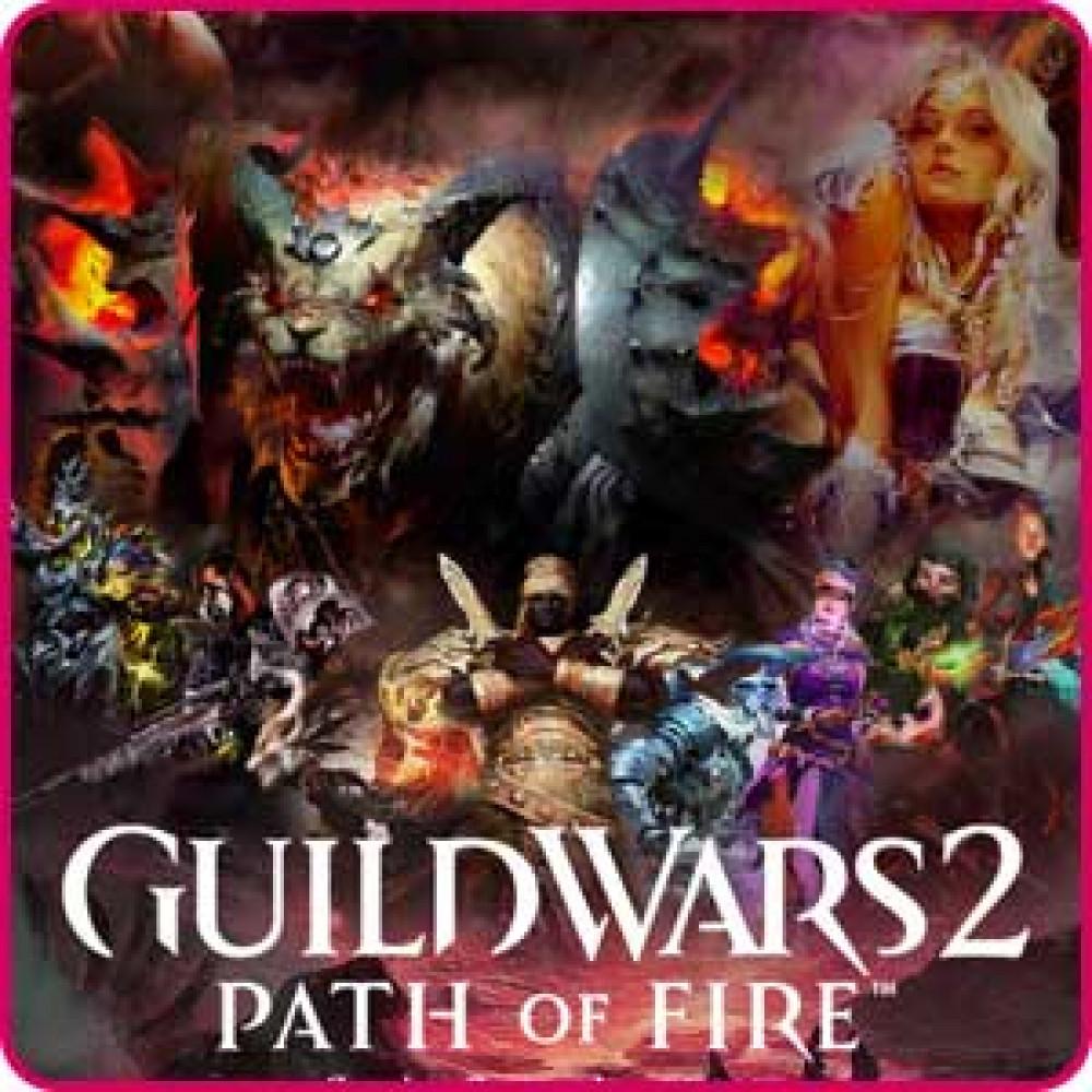 Guild Wars 2: Path of Fire (EU)