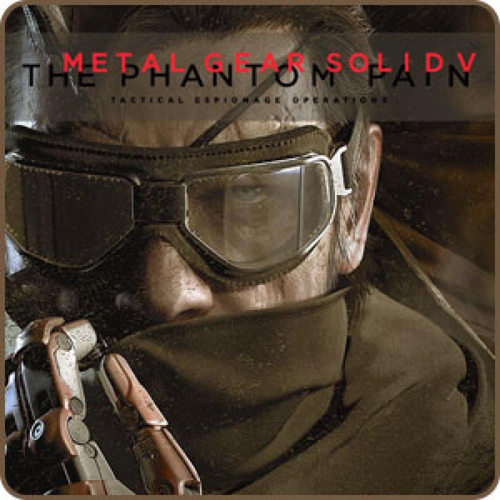 Metal Gear Solid V: The Phantom Pain (MGS 5)