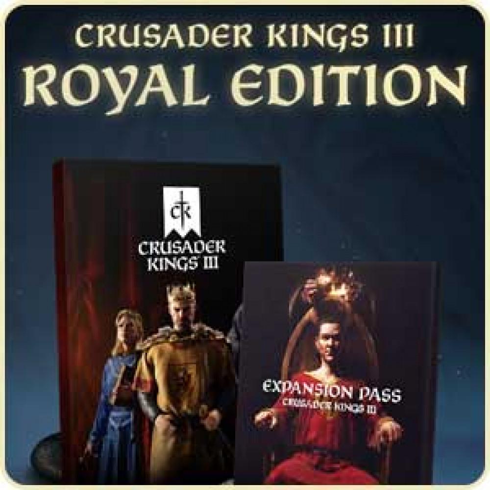 Crusader Kings 3 Royal Edition