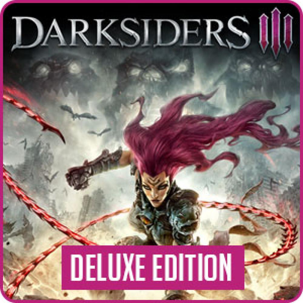 Darksiders 3 Deluxe Edition