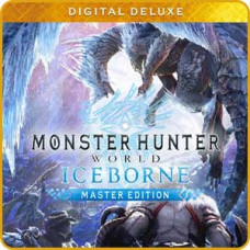 Monster Hunter World: Iceborne Master Edition Deluxe