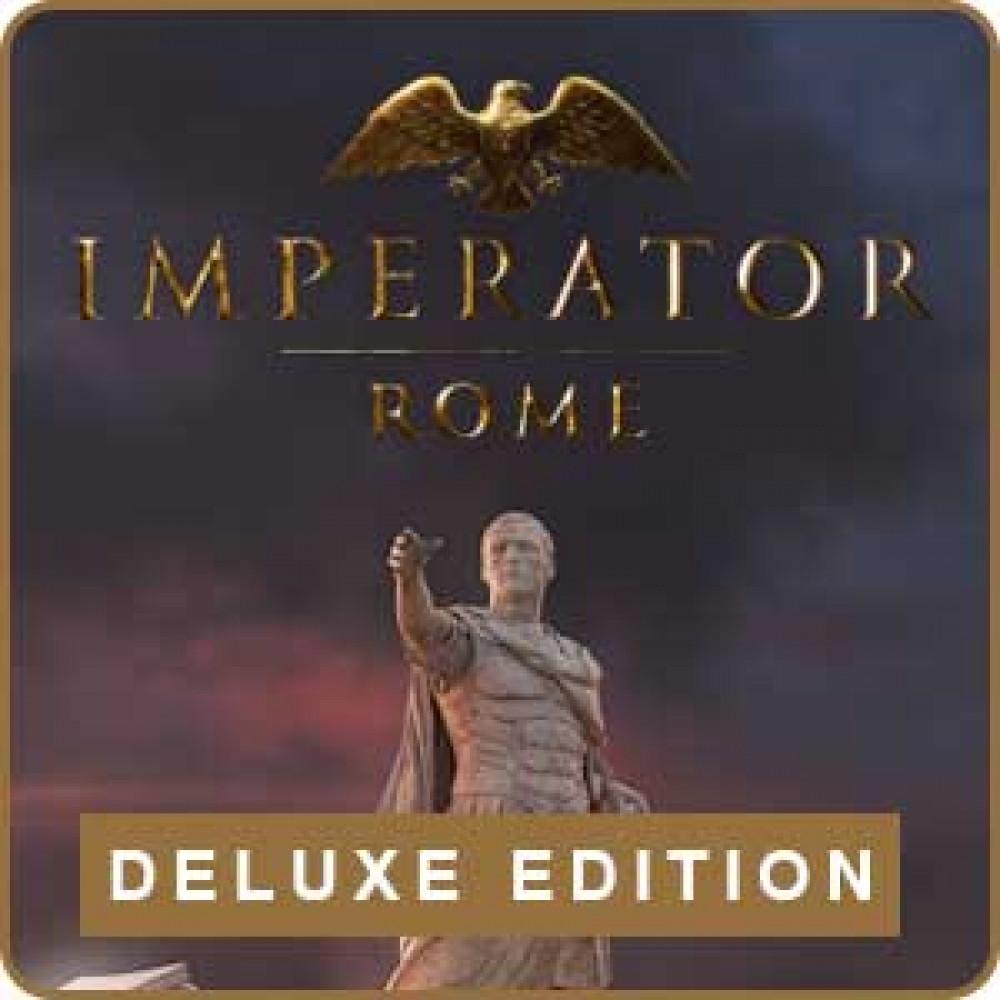 Imperator. Rome Deluxe Edition
