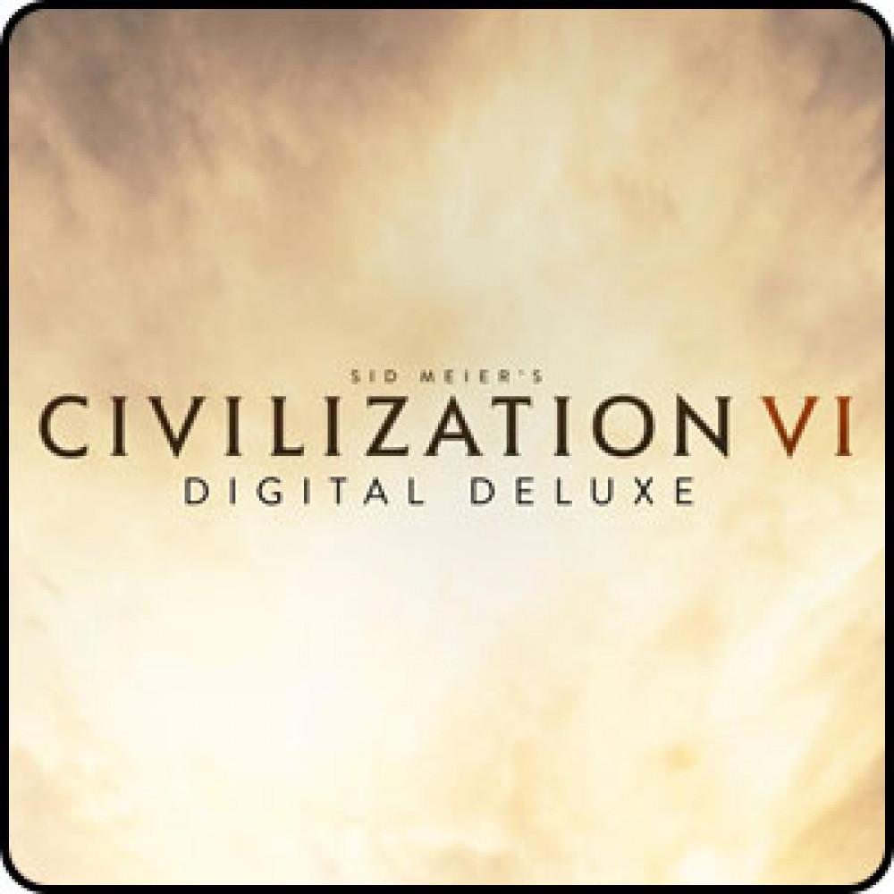 Sid Meier's Civilization 6 Digital Deluxe
