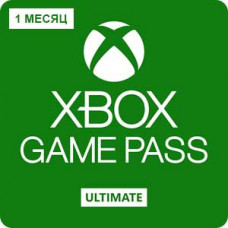 Xbox Game Pass Ultimate for 1 month