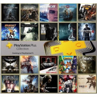 PS Plus Collection PS4 - 6 games