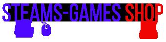 Steams-Games.shop - Большой магазин игр